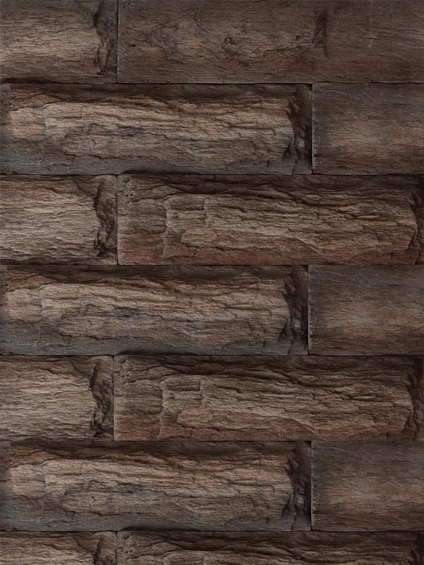 Искусственный камень Кора дерева 1403