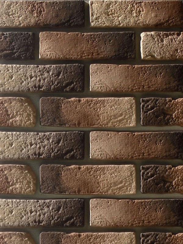 Декоративная плитка Римский кирпич 1611