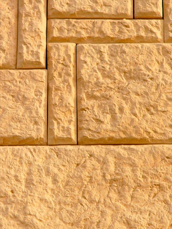 Искусственный камень Средневековый замок 01