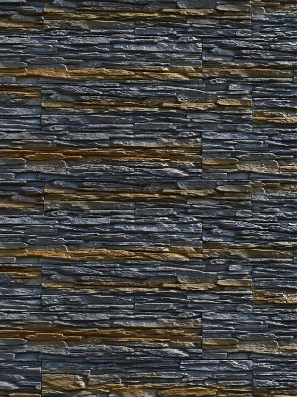 Искусственный камень Сланец 0216