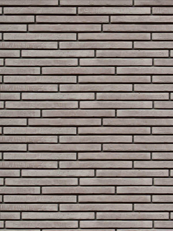 Декоративный камень Клинкер узкий 519