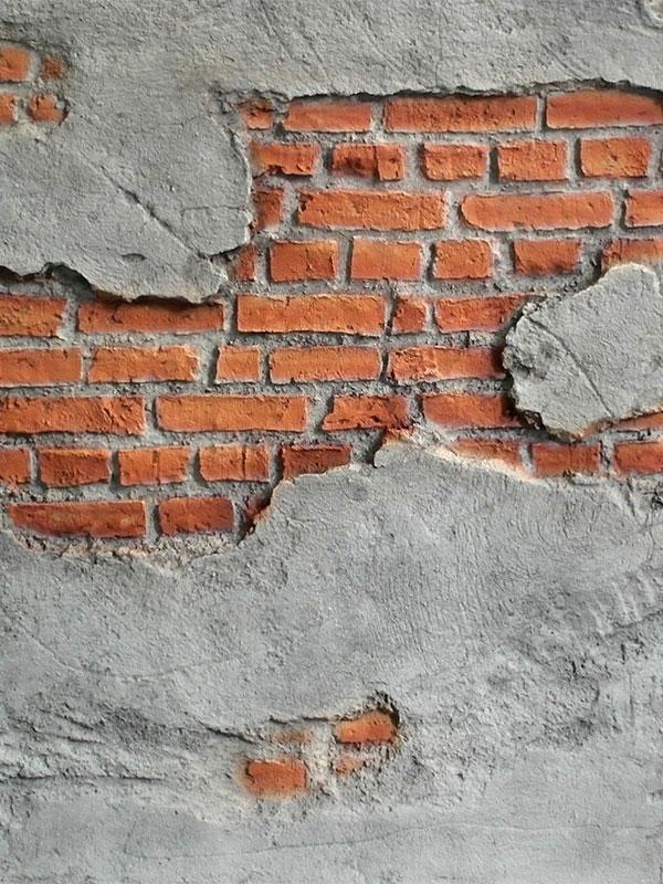Стеновая панель под бетон Loft Brick Terracotta