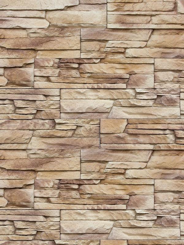 Искусственный камень Песчаный пласт 017
