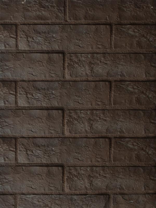 Декоративный кирпич Римский камень 0504a