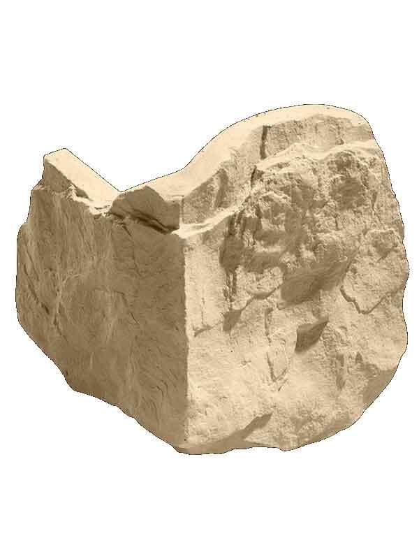 Искусственный камень Бергамо Угловой