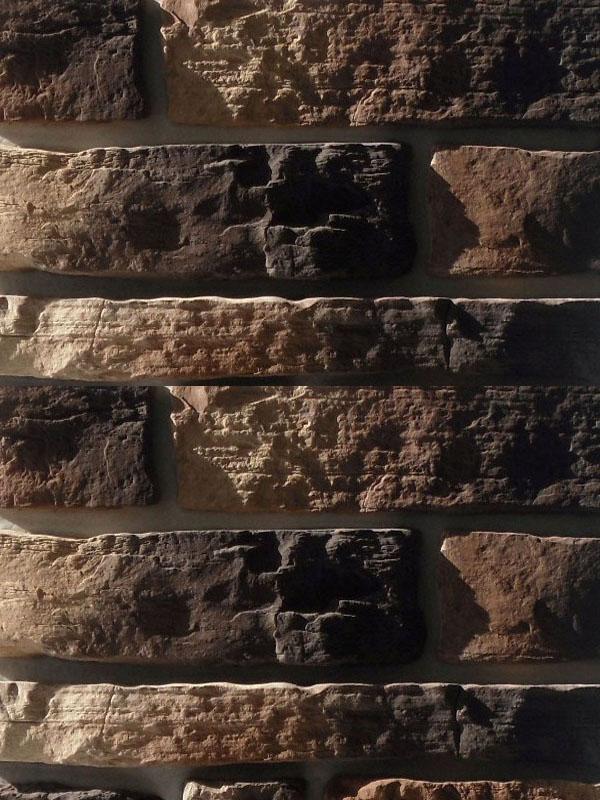 Декоративный камень Крепостная стена 1103