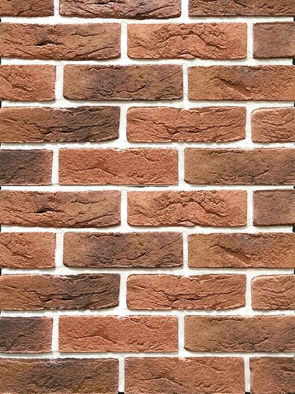 Декоративный кирпич REDSTONE Dover brick DB-63/R