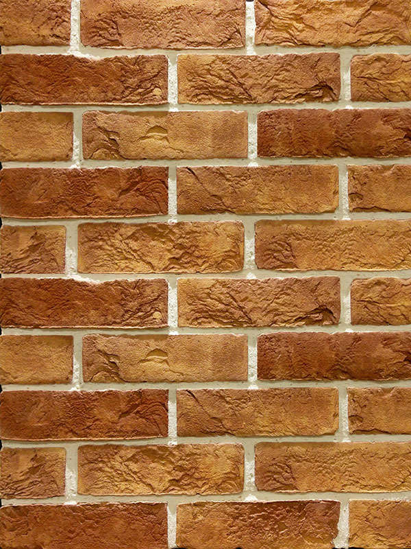 Декоративный кирпич REDSTONE Town Brick TB-50/51/R
