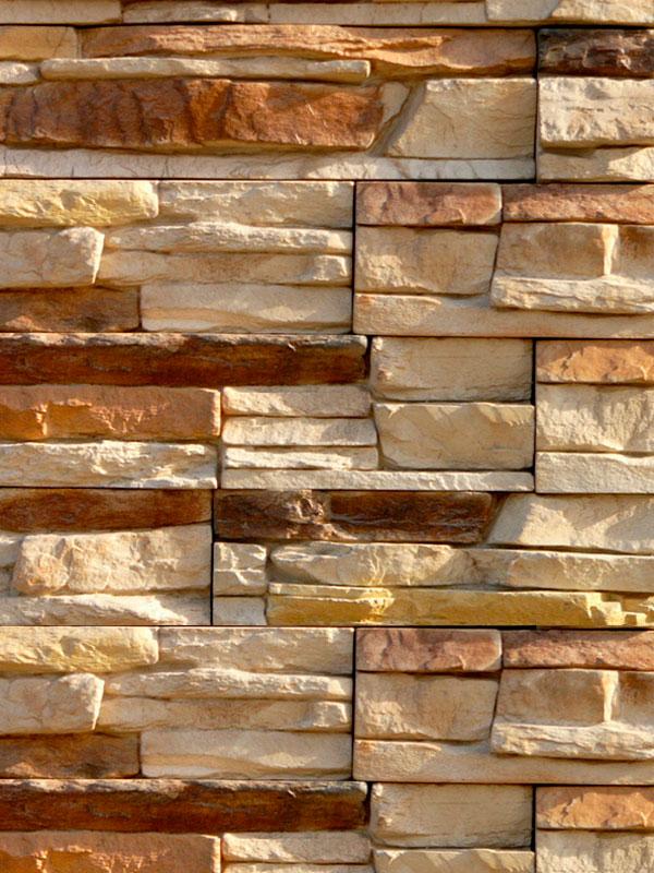 Декоративный камень Каменная гряда 02
