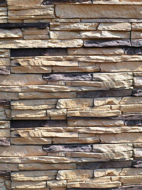 Декоративный камень Скала 0709