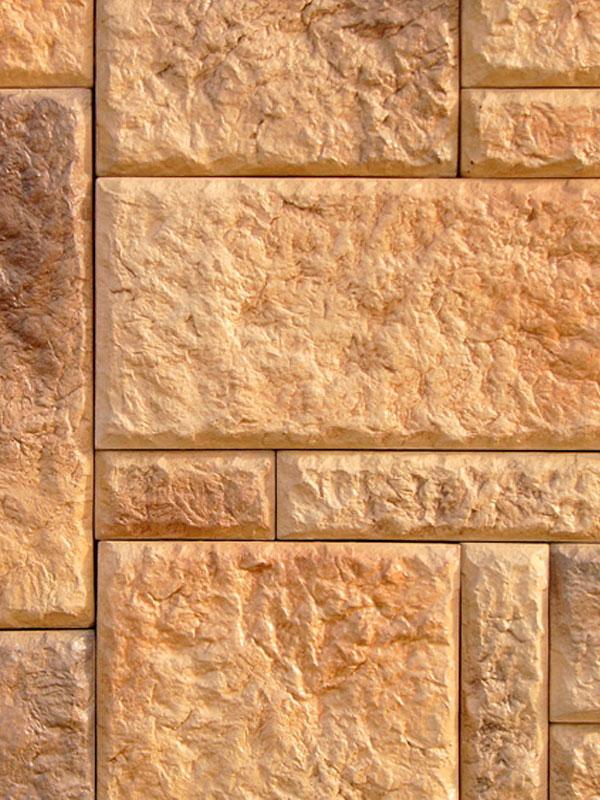 Искусственный камень Средневековый замок 06