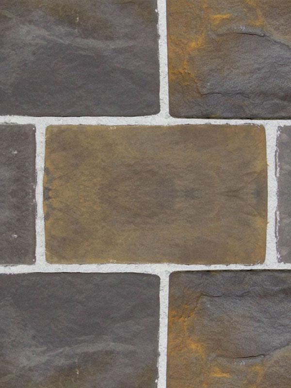 Декоративная плитка старинный камень 0807