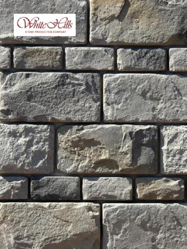 Декоративный камень Шеффилд 431+436-80