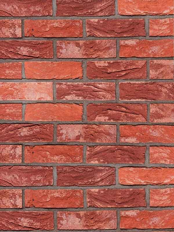 Декоративная плитка под кирпич Brickhoff Рококо