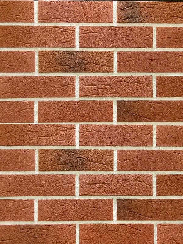 Декоративный кирпич REDSTONE Leeds brick LS-63/R
