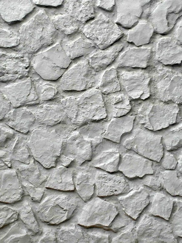 Стеновая панель под камень Barouqe Chic Gray
