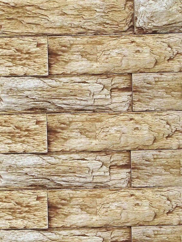 Искусственный камень Кора дерева 1410