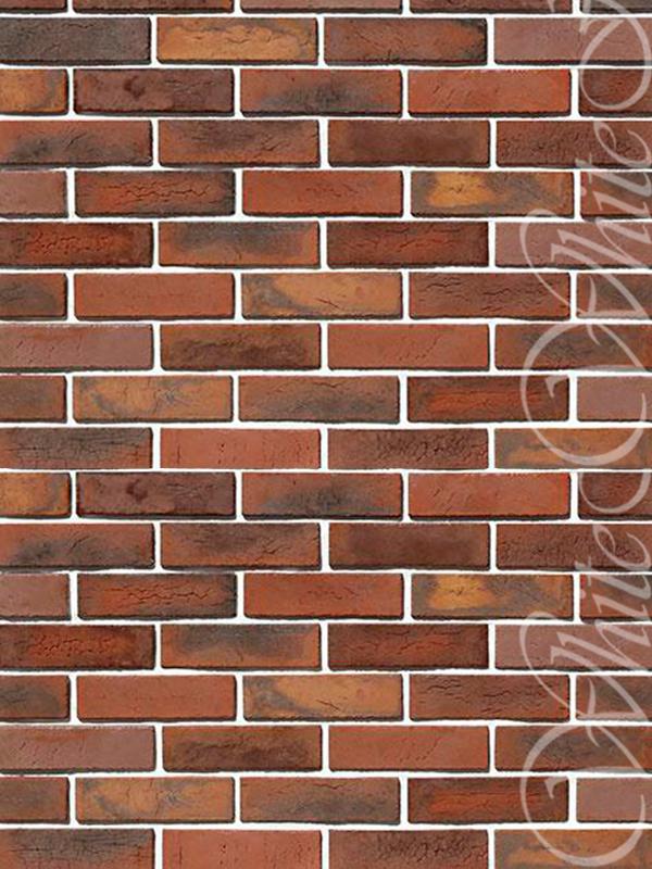 Декоративная плитка Терамо Брик II 364-70