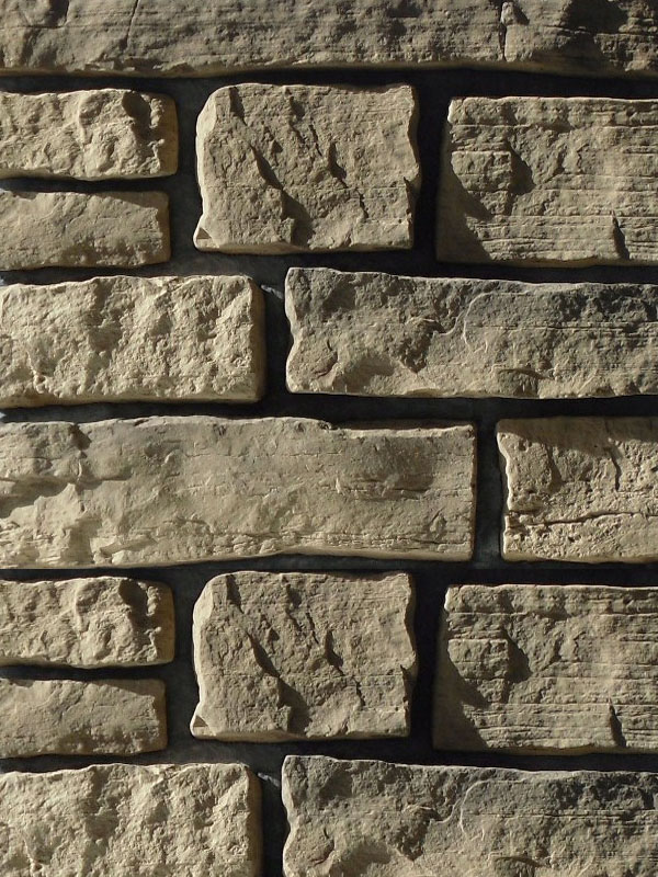 Искусственный камень Крепостная стена 1102