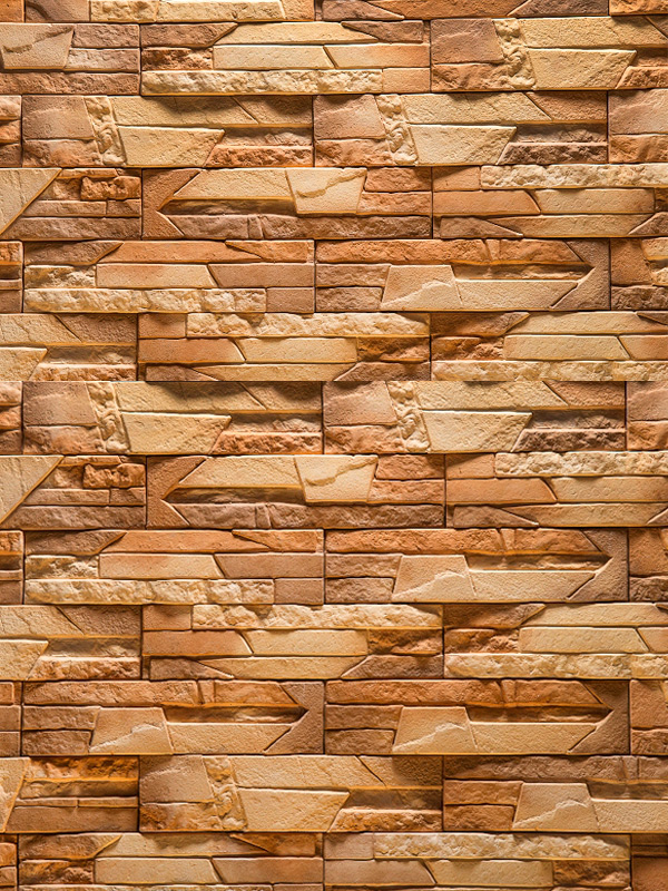 Декоративный камень Скала Песочная