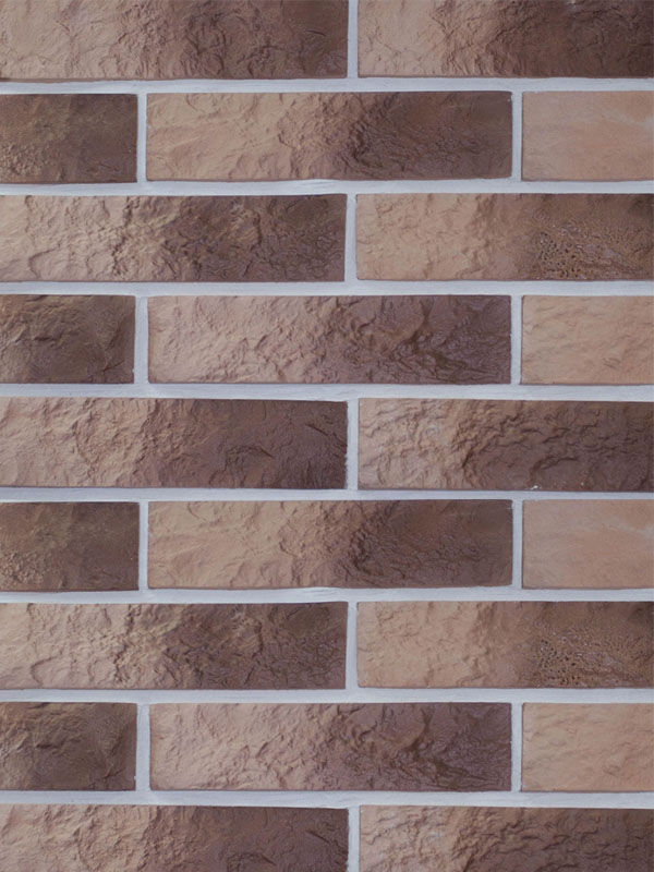 Декоративная плитка Римский камень 0503b