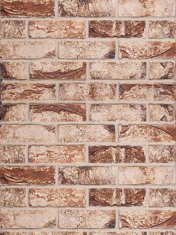 Декоративная плитка под кирпич Brickhoff Антик
