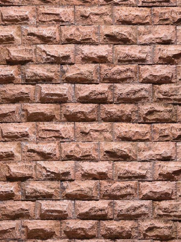 Искусственный камень Акко Розовый мрамор