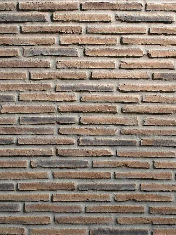 Стеновая панель под кирпич Old Brick Alpes
