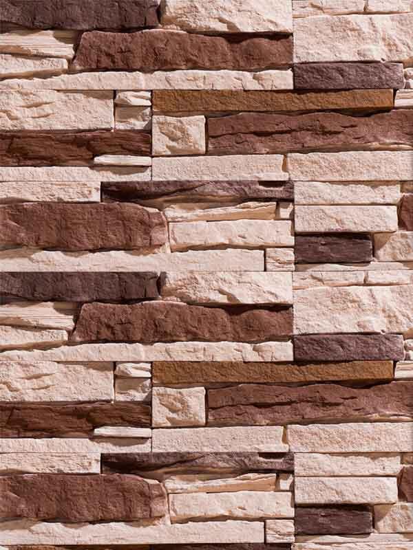 Декоративный камень Верона 755