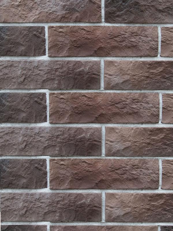 Декоративный кирпич Римский камень 0508