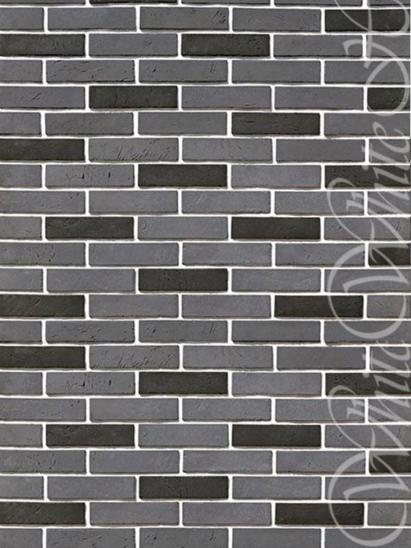 Декоративная плитка Терамо Брик 353-80