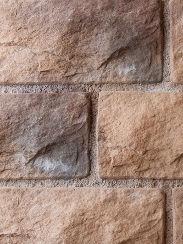 Декоративный кирпич старинный камень 0803-1