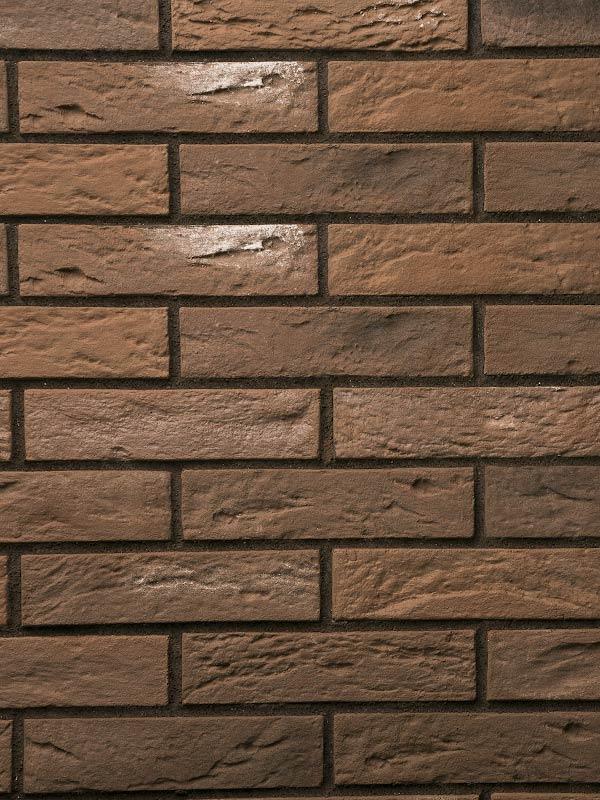 Декоративная плитка Туринский кирпич 12П2