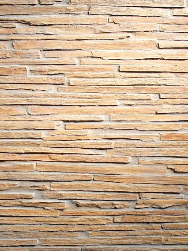 Стеновая панель под камень Cabrera Cobre