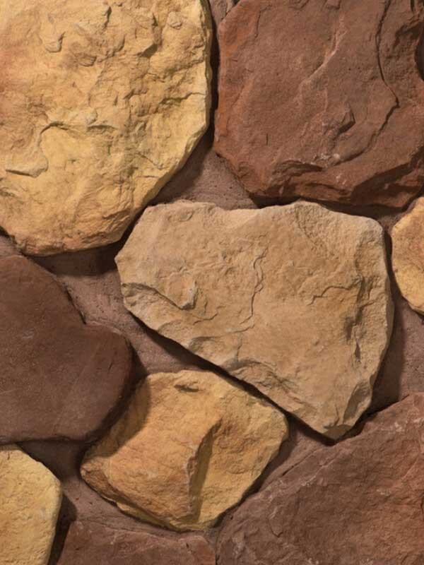 Декоративный камень Бут 1