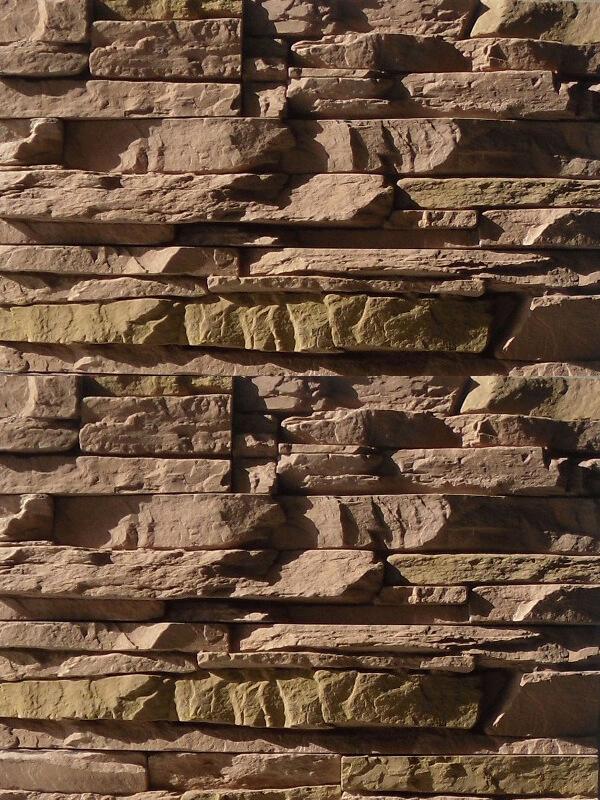Искусственный камень Скалистый утёс 109