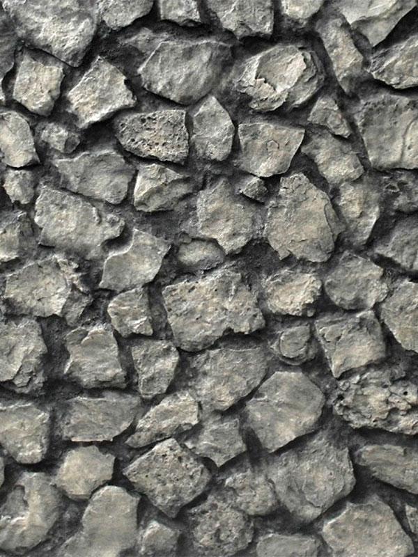 Стеновая панель под камень Barouqe Indigo