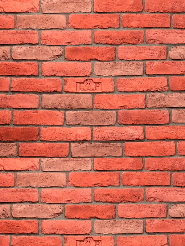 Декоративный кирпич Петроградский камень