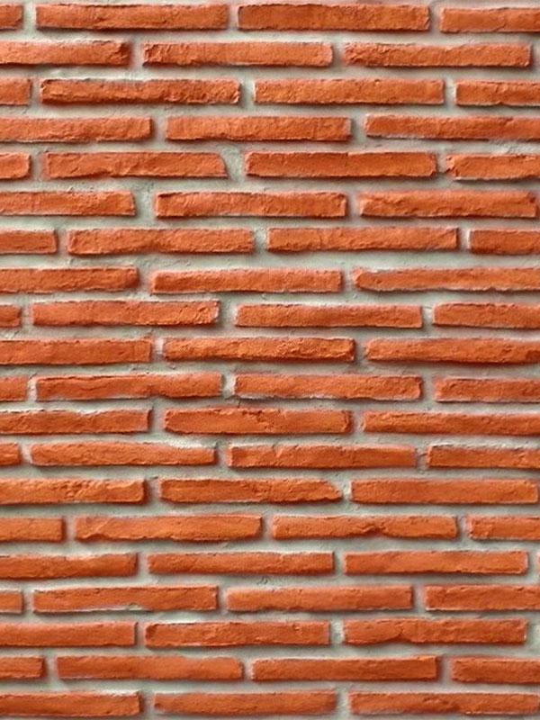 Стеновая панель под кирпич Old Brick Terracotta