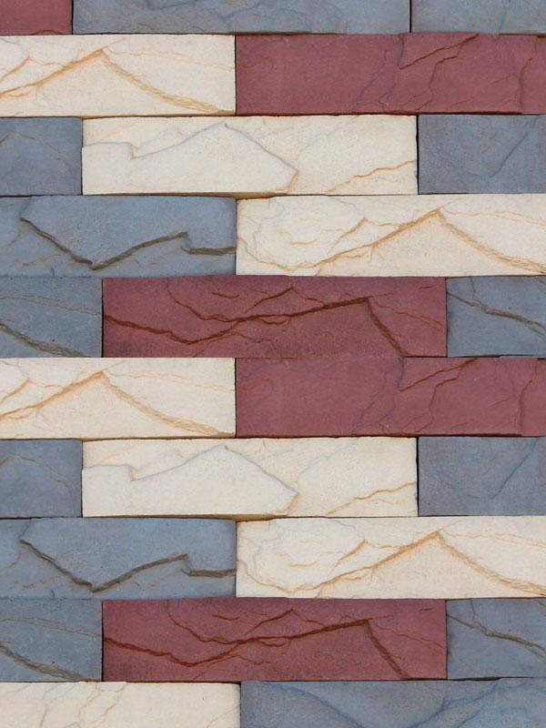 Декоративная плитка Голландский кирпич 022