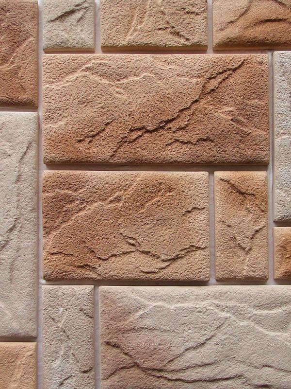 Декоративный камень Монфилд Mix 410-10 + 410-30