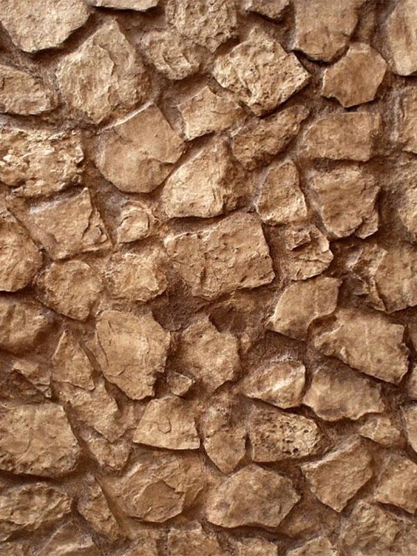 Стеновая панель под камень Barouqe Marron
