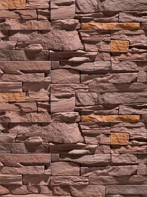 Декоративный камень Верона 780