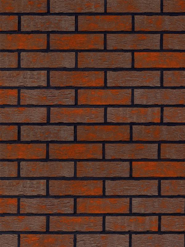 Клинкерная плитка Red house (HF17)