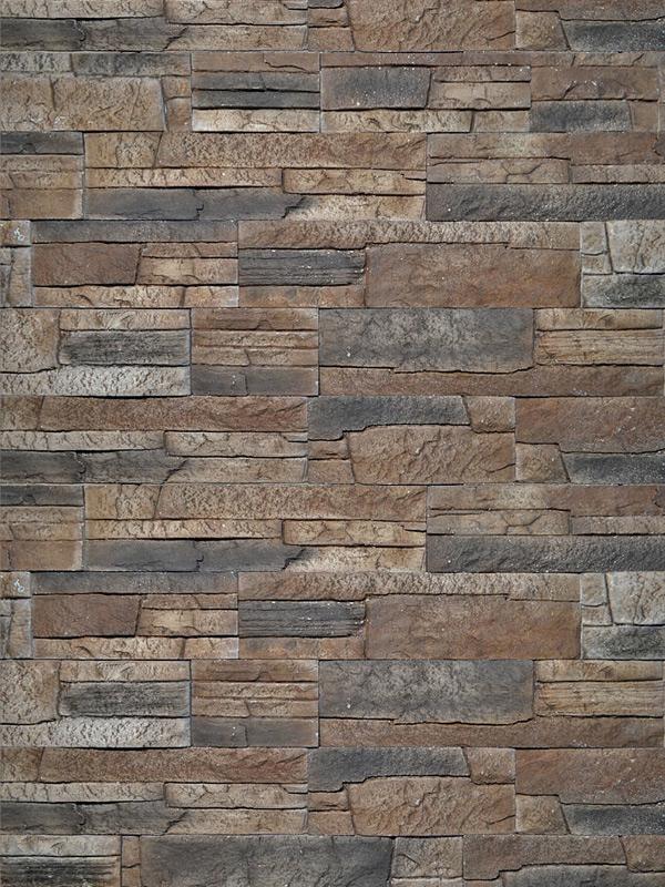 Гипсовая плитка Сланец классический Лофт 3