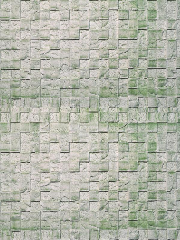 Гипсовая плитка 3D мозаика Дублин