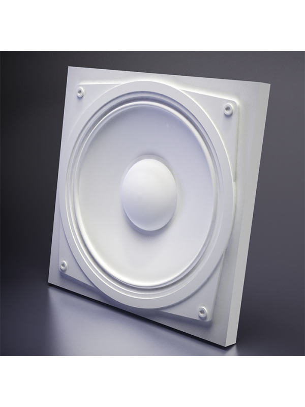 Гипсовая 3D панель Sound