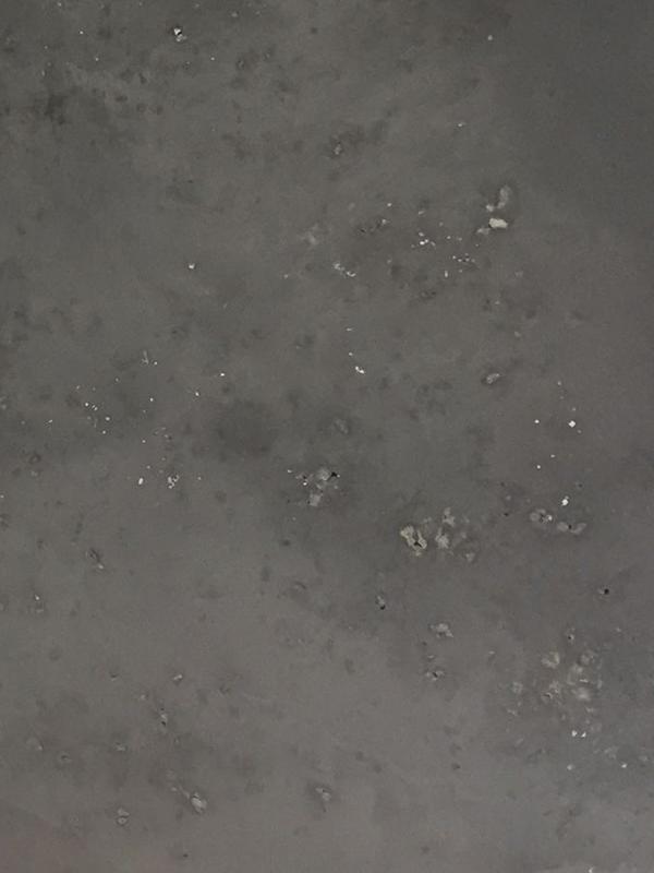 Декоративная панель под бетон (антрацит)