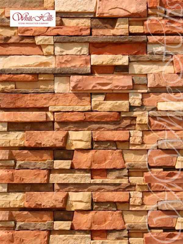 Декоративный камень Уайт Клиффс 150-50