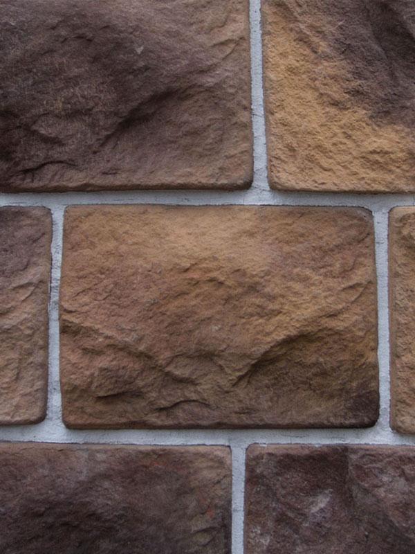 Декоративный кирпич старинный камень 0804